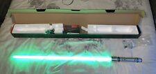 More details for black series star wars kit fisto force fx lightsaber (read description)