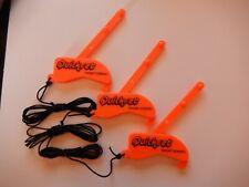 Ice Fishing Tip Up Hook Setter Quickset New Color Bright Orange 3 for $10