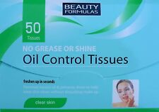 Oil Control Tissues Sheets Shine Excess Oil Absorbing Face Blotting Paper