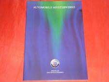 BMW ALPINA B3 3.3 B10 3.3 D10 Biturbo B10 V8 Roadster V8 Ltd. 333 Prospekt 2002