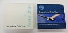 International Polar Year Arctic 2007 Stamp Album + 8 Souvenir Sheets