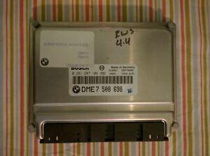 Bosch ME7.2 DME BMW E38  540i, E39 740i, X5 4.4-4.6 EWS DELETE (DME Included)
