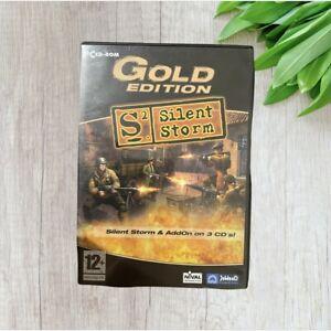 Silent Room Gold Edition PC CDROM War Shooter Battle Game Windows 98/ME/2000/XP