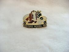 AAC- 1993 SISTERS RODEO (ENAMEL) PIN    #441