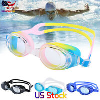 Adjustable Swimming Goggles Swim Eyewear Eye Glasses Sports Swimwear Unisex Hot