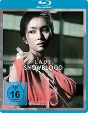 Lady Snowblood-Fujita, Toshiya, Meiko Kaji, Toshio Kurosawa Blu-ray NEUF