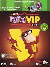 Psicovip  2 Dvd Di Bruno Bozzetto DVD NUOVO
