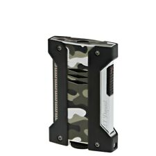 S.T. Dupont Defi Extreme Lighter Camouflage (021410) BRAND NEW BOXED