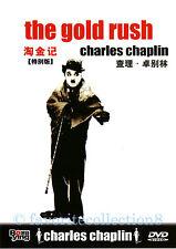 The Gold Rush (all Region DVD 1925) Charles Chaplin Mack Swain as Post