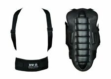 Motorbike Motorcycle Back Spine Insert Safety Back plat & Protective Trouser