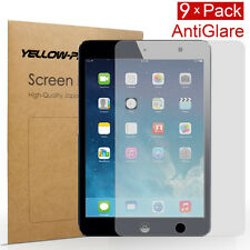 Anti-Fingerprint HD LCD Film Guard Screen Protector For Apple iPad2 Mini Air Pro