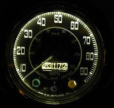 FORD Capri Cortina Mk2 MK11 643 BA9S DASH cruscotto LED Light Bulbs X6