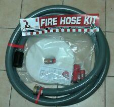 Pump accesory fire hose kit 2