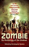 Zombie: An Anthology of the Undead, Golden, Christopher, Very Good, Paperback