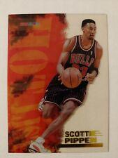 1996-97 NBA Hoops Hot List #16 Scottie Pippen Chicago Bulls
