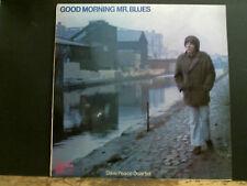 DAVE PEACE QUARTET  Good Morning Mr. Blues   LP   UK original   Lovely copy !