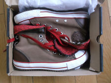 CONVERSE CT ELSIE ROLL-DOWN XHI PHINE BROWN,540295C-200,SIZE UK 4.5,EUR 37