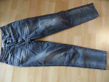CLOSED coole used look Jeans grau Gr. 40 ( 36 ) TOP 316