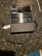Sharp CE-50p Printer/Cassette Interface for Pocket Computer