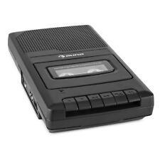 Auna Cassette Recorder Nostalgia USB Dictation Device Auto Shut Off