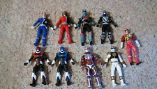 Power Rangers Lightning Collection Lot (9 Figures)