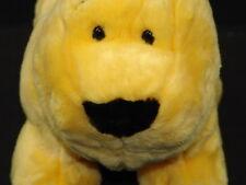 Plush Clifford The Big Red Dog Yellow Friend T-Bone Bulldog Stuffed Animal