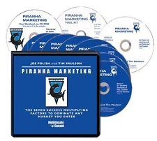 Joe Polish's Piranha Marketing - Plus $2,000 in BONUSES - the BEST Deal Online!