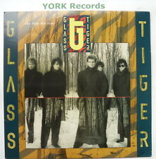 GLASS TIGER - The Thin Red Line - Excellent Con LP Record Manhattan ST 53032
