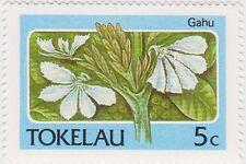 (T92) 1987 TOKELAU 5c scaevola taccado ow142