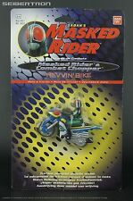 MASKED RIDER + COMBAT CHOPPER Revvin' Bike Saban's Masked Rider New