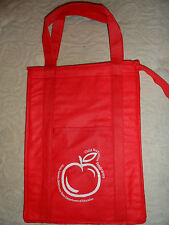 REUSABLE KeepCool Insulated Grocery Cooler Tote Bag (2 BAGS)