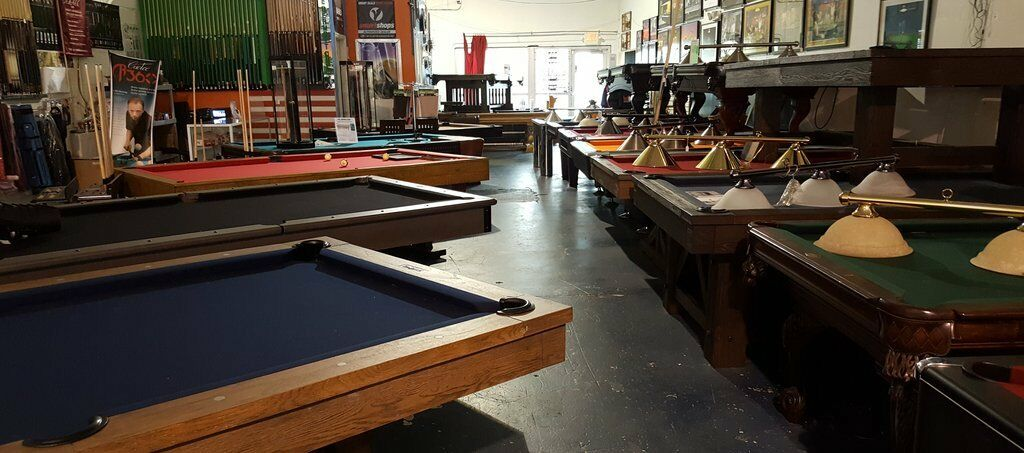 Dr. Billiards Pool Table Sales