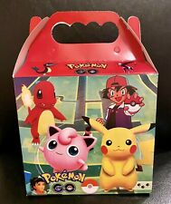 10ct Pokémon Party Favor Candy/Treat Boxes Loot Bag Goody Party Supplies