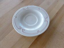"Syracuse China Melrose 5-3/4"" Tea Saucer (950070429) (Dozen)"