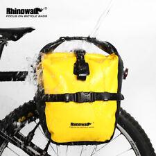 Rhinowalk Fahrrad Fahrradtasche Gepäcktaschen Seitentasche 20L 100% Wasserdicht