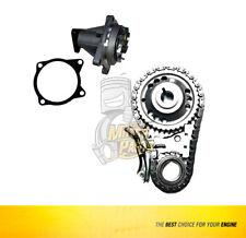 Timing Chain Kit & Water Pump For Chevrolet Cavalier Isuzu Hombre 2.2L VORTEC