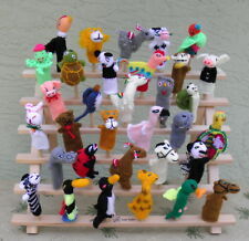 50 Handknitted Finger Puppets Peru- Alpaca Llama Others