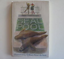 SEAL POOL by PETER MATTHIESSEN ©1972 First Edition
