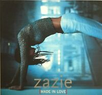 ZAZIE : MADE IN LOVE - [ CD ALBUM ]