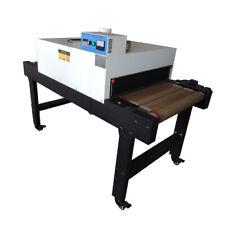 Us Stock 220v 256x315 T Shirt Conveyor Tunnel Dryer Belt For Screen Printing