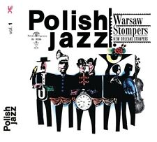 Polish Jazz: New Orleans Stompers  - CD