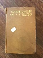 Fellowship of Book with Illustrations in colour by Byam Shaw T.N. Fulis, Publish