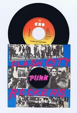 45 RPM SP THE CLASH CLASH CITY ROCKERS