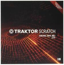 Native Instruments Traktor Scratch Pro Control Vinyl MK2 schwarz