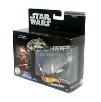 Star Wars Hot Wheels Starships Commemorative Series Millennium Falcon #9