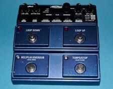 Digitech  JML2 JamMan Stereo Looper Phaser Sampler Pedal