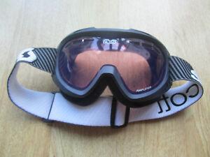 Scott Amplifier Ski Goggles Snowboarding Skiing Adjustable Head Strap ACS