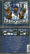 RARE/ CD - DJ WHOO KID 50 CENT : SPIDER LOC RAP G-UNIT RADIO COMME NEUF LIKE NEW