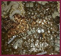 🇺🇸 OLD US ESTATE GOLD SALE .999 SILVER BULLION RARE COINS MONEY MIXED LOT 🇺🇸