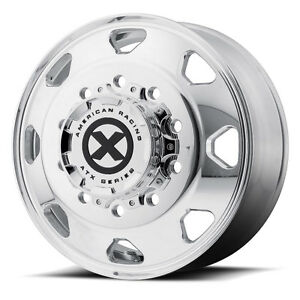 """22 and 24"""" Semi wheels Dodge Ram 3500, Chevy and Ford F350 F450"""